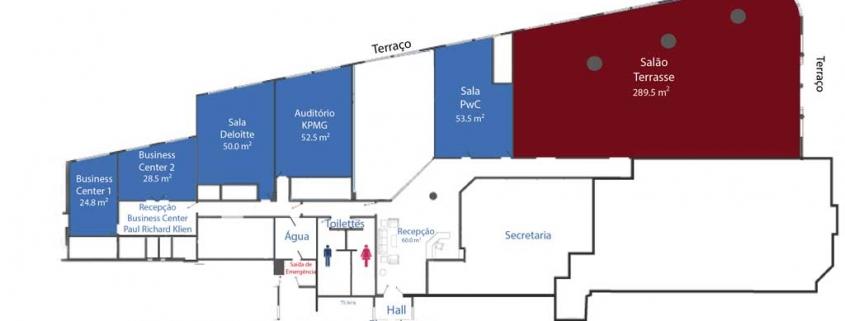Salão Terrasse